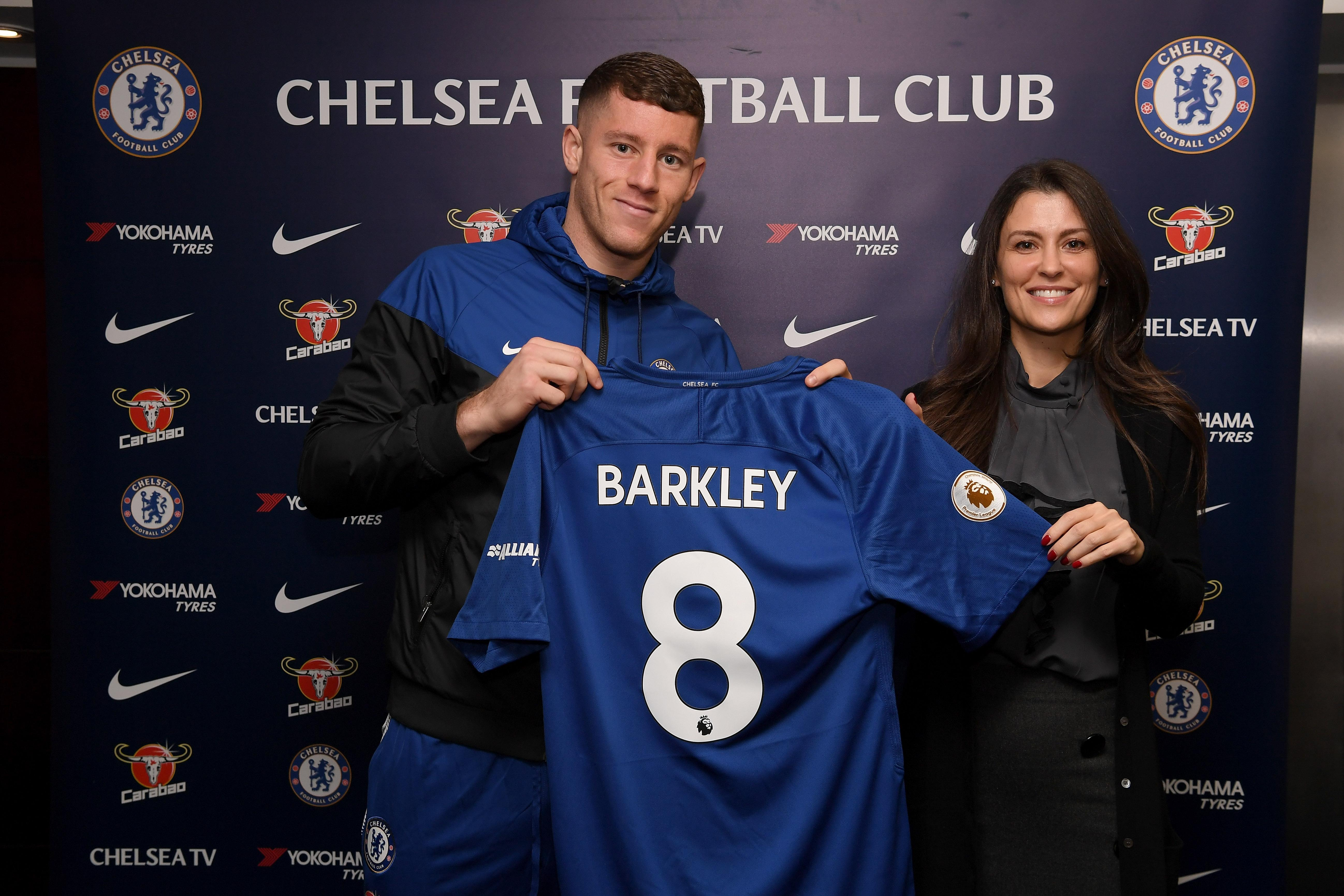 Transfer Rumors: Ross Barkley, Emre Can, Messi Contract