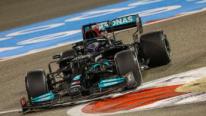 F1 Gp Bahrain, Hamilton trionfa