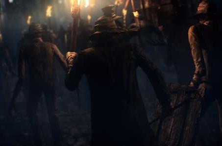 Bloodborne is the PS4's darkest, bloodiest new game