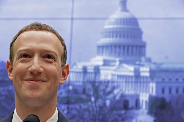 Mark Zuckerberg and Jack Dorsey disagree on fact checking the president