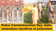Police Commemoration Day: India remembers sacrifices of policemen died in 1959 Chinese firing