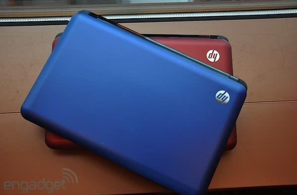 HP goes netbooks with Mini 2101, 210 and Compaq 201