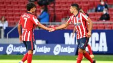 Suarez and Costa 'can play together' says Simeone
