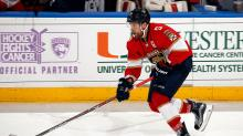 Aaron Ekblad out Thursday for Panthers with 'sore neck'