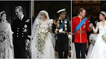 Where Each Royal Bride Leaves Her Bouquet After the Big Day