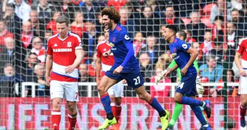Foot - ANG - Manchester United a pris la cinquième place à Arsenal