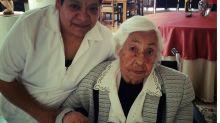 La abuelita de Thalía cumplió 100 años; entérate si la cantante la felicitó