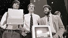 Apple's first big break came because of the spreadsheet