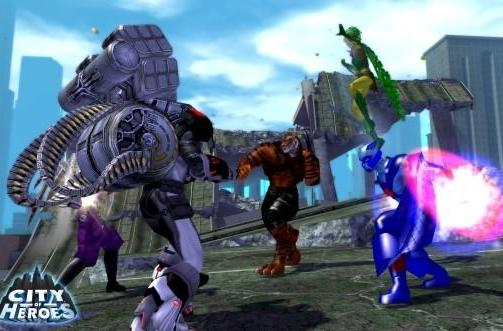 Celebrate City of Heroes' 7th anniversary with the devs!