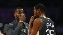 NBA All-Star draft: LeBron James picks Giannis Antetokounmpo first, while Jazz stars get taken last