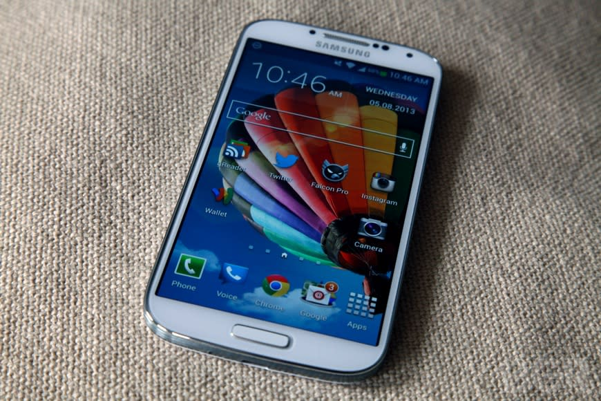 Galaxy S4 shipments rocket to 40M, but sales are slowing