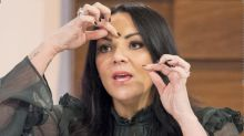 Martine McCutcheon says she 'loves' Botox and that it saved her from 'looking ravaged'