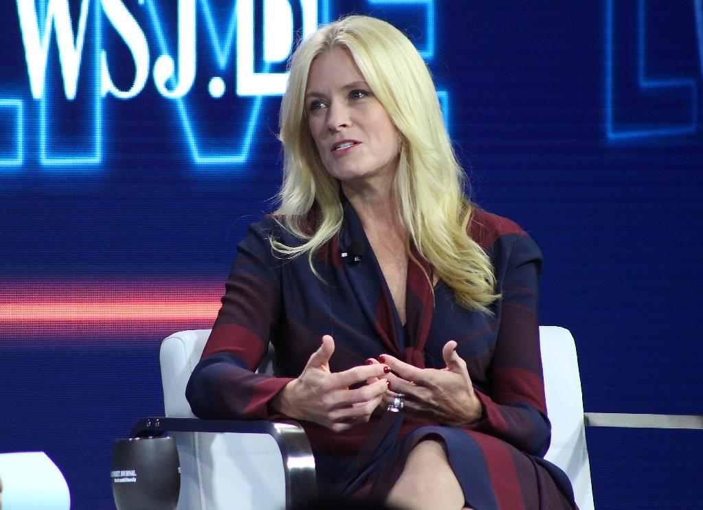 Verizon executive vice president of product and new business innovation, Marni Walden expects to soon know how the massive breach at Yahoo will affect, if at all, the $4.8 billion purchase of the struggling internet pioneer by the US telecom titan (AFP Photo/Glenn Chapman)