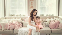 Tamara Ecclestone heavily criticised for continuing to breastfeed her toddler
