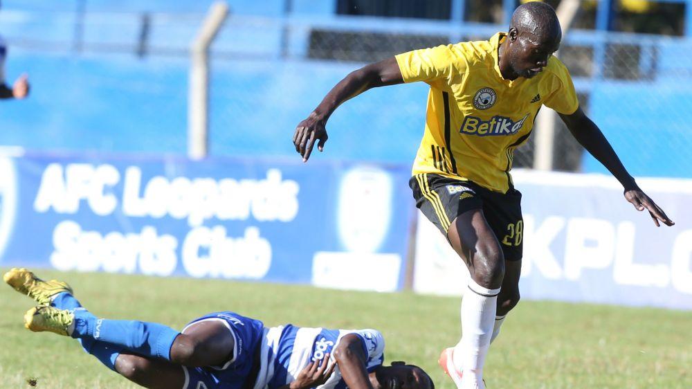 AFC Leopards 0-1 Sofapaka: Ingwe drop valuable points