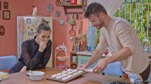 Gatilho! Rodrigo Hilbert e Fernanda Lima cozinham na TV, e web se derrete