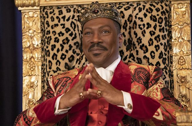 'Coming 2 America' gets an early release on Amazon Prime
