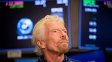 Richard Branson's Wealth Falls to Earth as Virgin Galactic Sputters