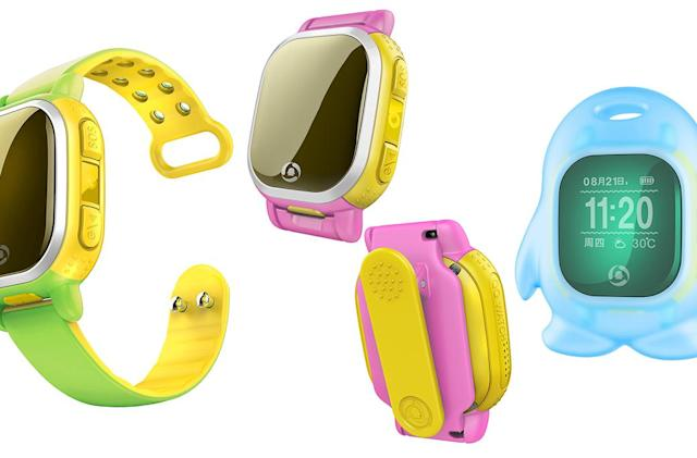 Tencent's kids smartwatch is both cute and connected