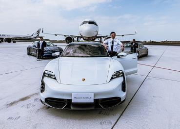 台灣保時捷推「跑車大明星」公路旅行節目、邀請名人駕馭Porsche Taycan展開環島!