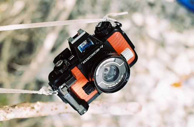 The Nikonos Project shares classic cameras and stunning photos