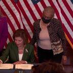 'United in gratitude' to honor Capitol Police -Pelosi