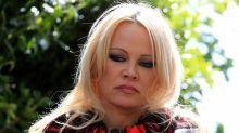 Pamela Anderson calls Julian Assange the 'world's most innocent man' after visiting WikiLeaks founder in prison