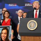 Trump defends hardline immigration stance by spotlighting 'permanent' separation of victims of 'illegal alien crime'