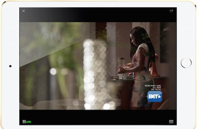 BET brings live broadcasts to its iOS and Android apps