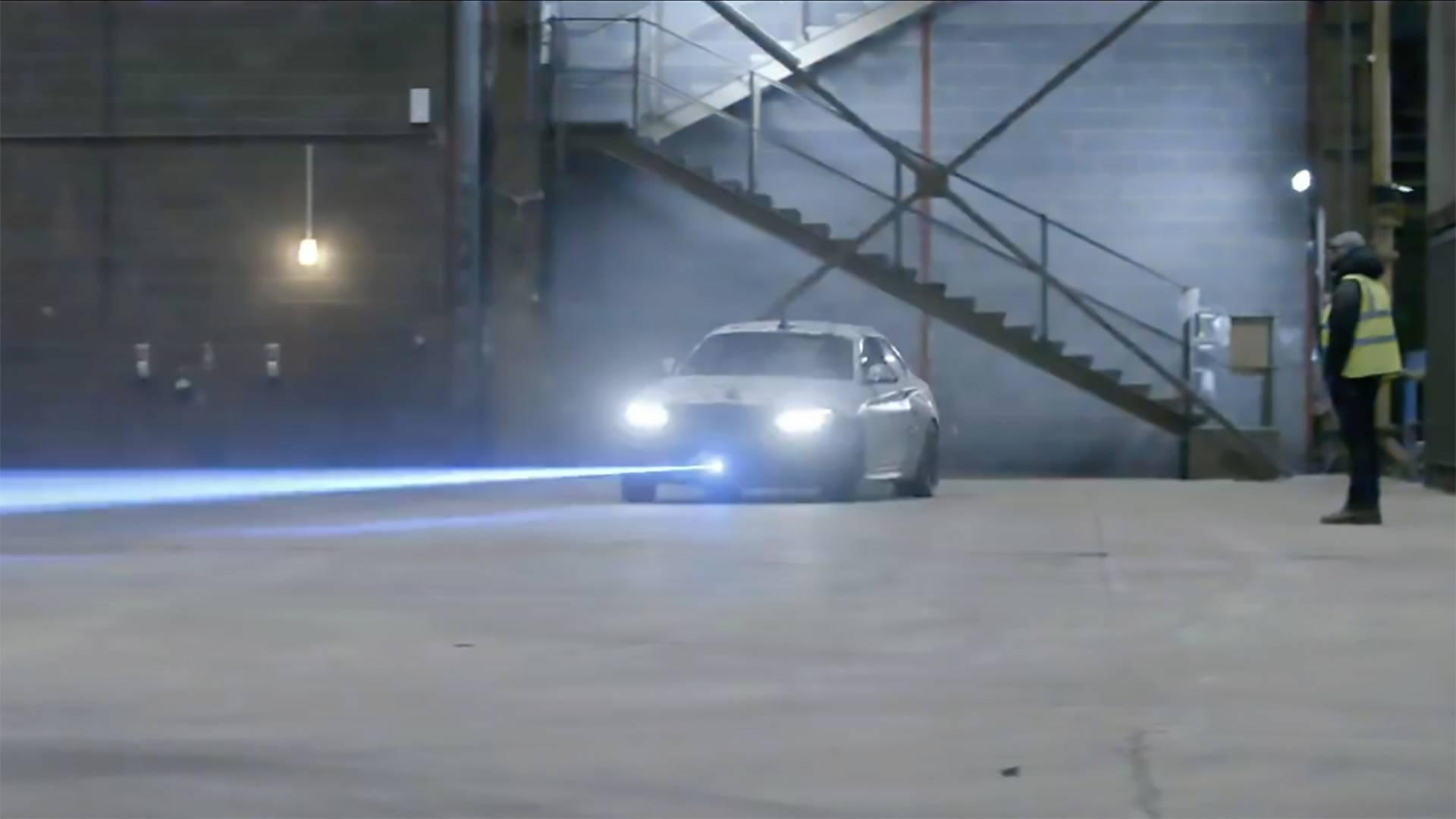 Mysterious Bmw M2 Competition Record Breaking Attempt Teased