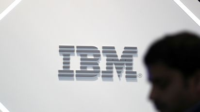 IBM surges on Q4 earnings beat