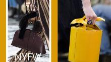 在 #NYFW 上,這些手袋都吸引了時尚編輯的目光!