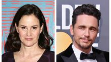 """The Breakfast Club's"" Ally Sheedy called out James Franco's predatory behavior during the Golden Globes"