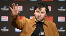 Baker Mayfield has no regrets about saying he'd kneel for anthem, and has a message for critics