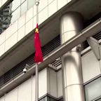 China converts HK hotel into security office