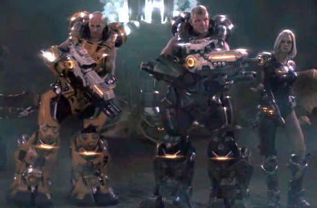 Firefall's final beta milestone and live action trailer [Updated]