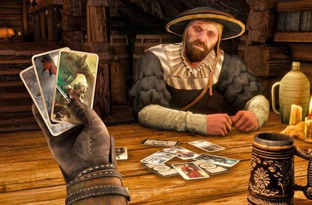 'Witcher 3's Gwent may become a standalone card game