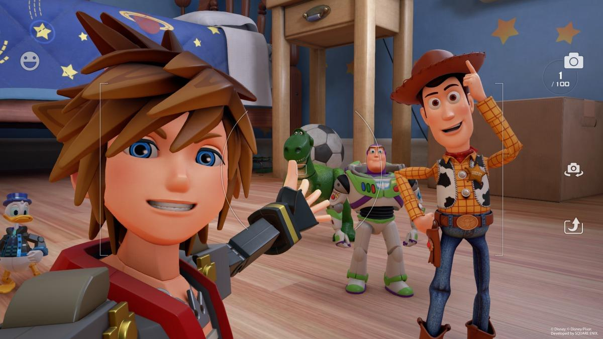 Kingdom Hearts makes its PC debut on March 30th via the Epic Games Store - Engadget