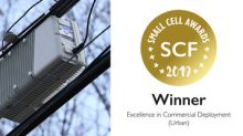 Sprint and Airspan Win SCF 2019 Small Cell Award for Excellence in Commercial Deployment