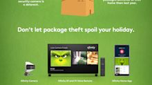 "Comcast's New Security Camera Features Help Consumers Spot Package Theft ""Grinches"" This Holiday Season"