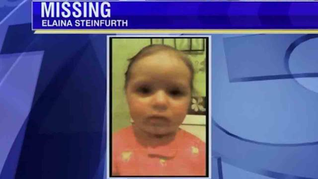 $10K reward for information on missing toddler