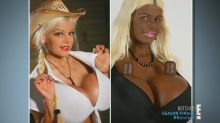 White German model who turned herself into a black woman wants 'African-style' nose
