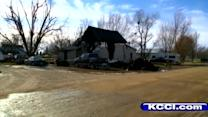 Community works to support family after fire