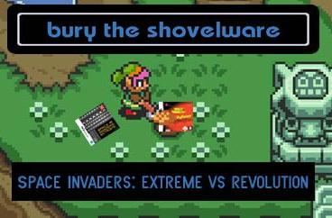 Bury the Shovelware: Space Invaders Revolution vs Space Invaders Extreme