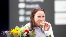 Cycling: Dutchwoman Van Vleuten wins world road time trial