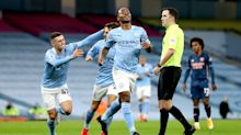 Raheem Sterling strike earns Manchester City narrow victory over Arsenal