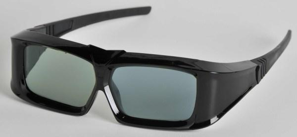 XpanD X103 3D glasses universally compatible with 3DTVs,  but not all wallets