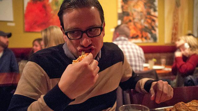 Healthy Man Eats Only Pizza For Over 20 Years