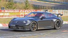 Our best look yet of the 992 Porsche 911 GT3 in spy photos