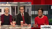 'SNL'  Offers Its Take On Alexandria Ocasio-Cortez In 'Morning Joe' Parody